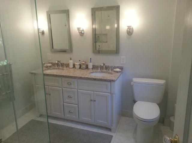 Return on bathroom remodel