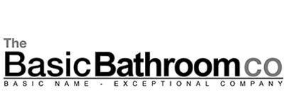 The Basic Bathroom Co. Logo