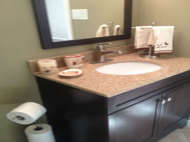 Bathroom Vanities East Brunswick Nj bathroom renovations - east brunswick, nj | the basic bathroom co.