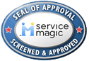 The Basic Bathroom Co. - Service Magic - Seal of Approval