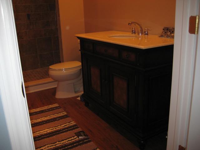 The Basic Bathroom Co. - remodeled full bathroom - NJ - July 2010