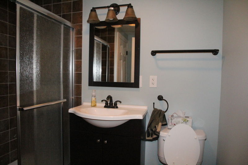 The Basic Bathroom Co. - remodeled full bathroom - NJ - June 2012