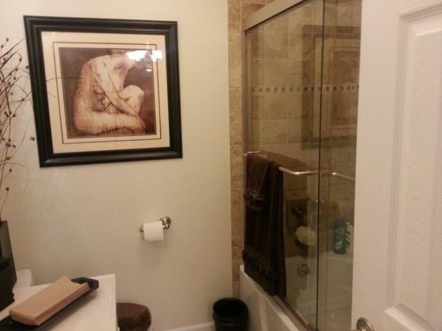 The Basic Bathroom Co. - remodeled full bathroom - NJ - November 2012