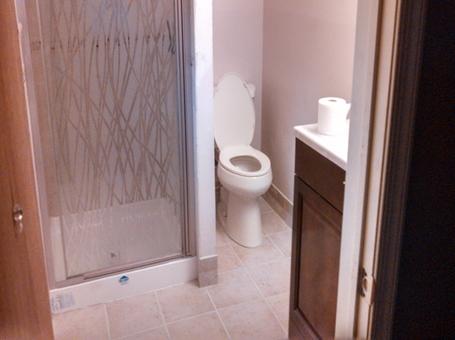 The Basic Bathroom Co.   Remodeled Full Bathroom With Shower Enclosure    Complete   November
