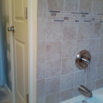 The Basic Bathroom Co. - remodeled full bathroom with bathtub-shower combination - complete - December 2013