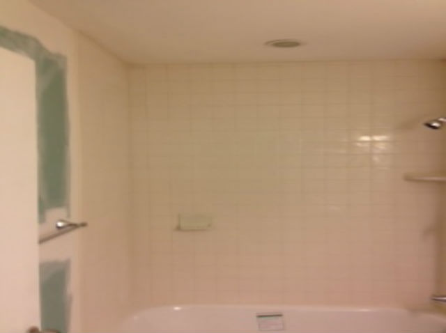 The Basic Bathroom Co.   Remodeled Full Bathroom With Bathtub Shower  Combination   In