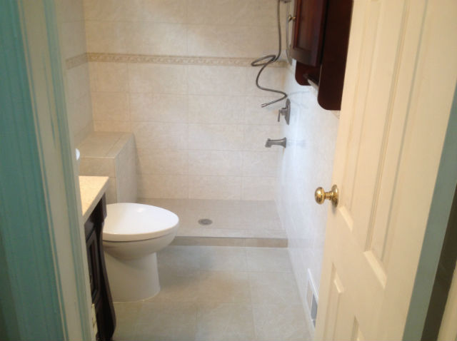 Bathroom Remodel Edison Nj bathroom remodeling - projects | the basic bathroom co.