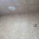 The Basic Bathroom Co. - remodeled full bathroom with bathtub-shower combination - complete - July 2014