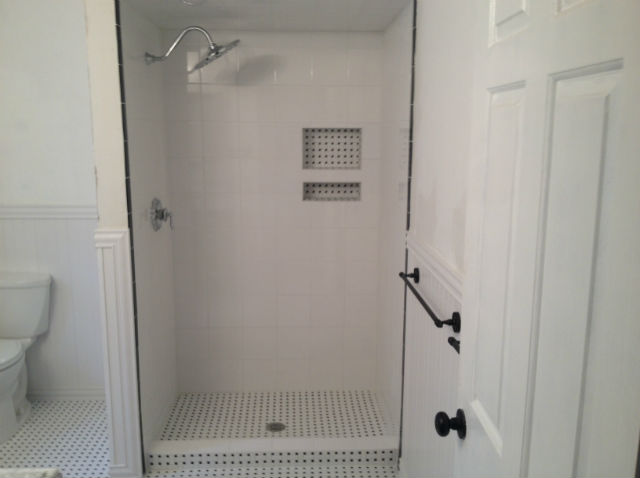 Exceptional The Basic Bathroom Co.   Remodeled Full Bathroom With Bathtub And Shower  Enclosure   Complete