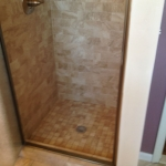 The Basic Bathroom Co. - remodeled full bathroom with bathtub and shower - complete - September 2014