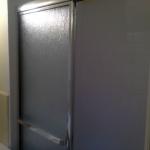 The Basic Bathroom Co. - remodeled full bathroom with shower - before - November 2014