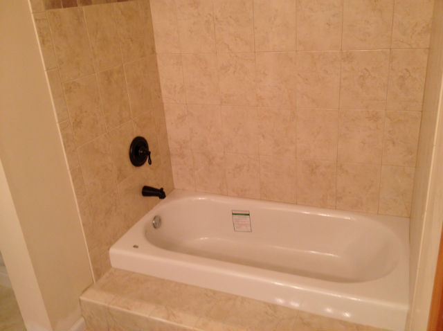 Beautiful The Basic Bathroom Co.   Remodeled Full Bathroom With Shower And Soaking  Tub   Complete