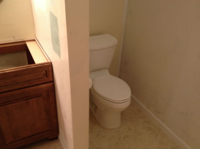 The Basic Bathroom Co.   Remodeled Full Bathroom With Shower And Soaking  Tub   In