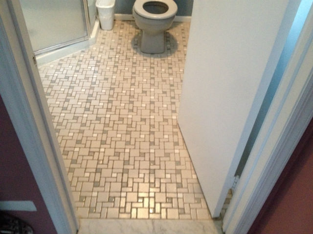 The Basic Bathroom Co.   Remodeled Full Bathroom With Shower   Before    Edison,