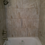 The Basic Bathroom Co. - remodeled full bathroom with bathtub-shower - complete - Frankville, NJ - March 2015
