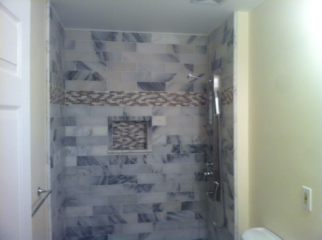 Superior The Basic Bathroom Co.   Remodeled Full Bathroom With Shower   Complete    Princeton,