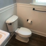 The Basic Bathroom Co. - remodeled full bathroom with custom bathtub/shower combination - complete - Blue Bell, PA - August 2019