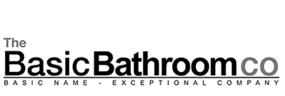 The Basic Bathroom Co. Logo